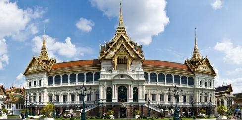 Thailand Bangkok palace
